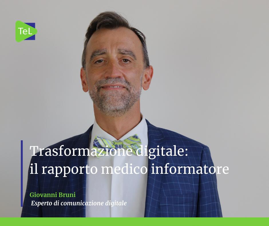 Trasformazione digitale nel rapporto medico e informatore scientifico